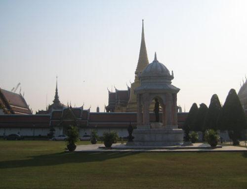 Sám v Thajsku – 2. část: Bangkok