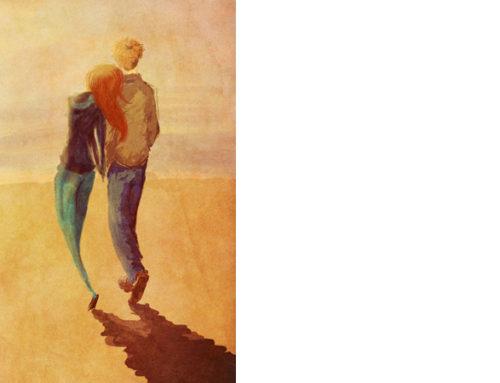 Příběh o muži a ženě